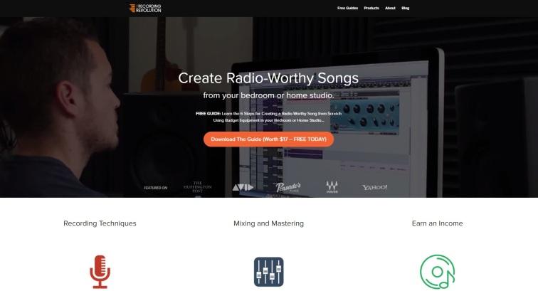 Recording Revolution