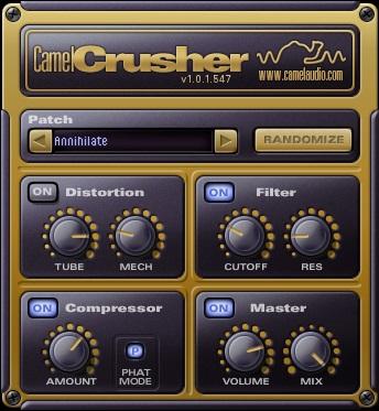 Camel Crusher